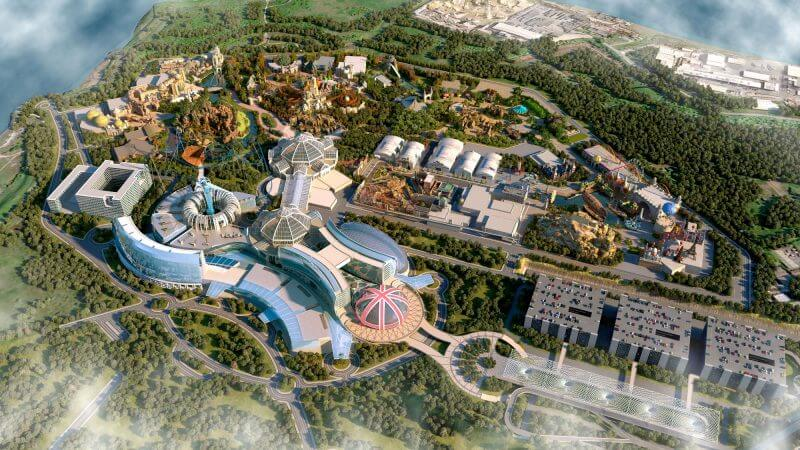 Will The London Resort Rival The Magic Kingdom?