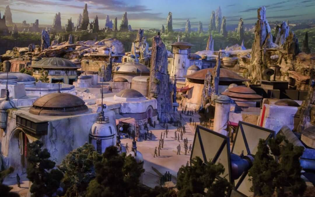How The Opening Of Star Wars Galaxy's Edge Will Benefit Your Holiday
