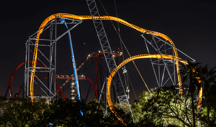 Busch Gardens Celebrates Its 60th Year With 2 New Coaster Additions
