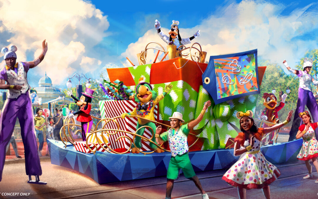 The New Normal At Orlando's Theme Parks